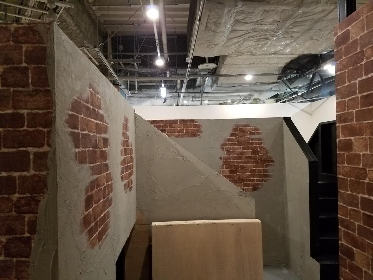 インドア(室内)サバイバルゲームスタジオBrave Point台場店|世界観に没頭できる