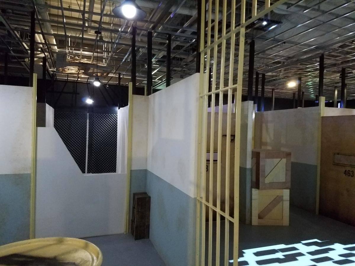 インドア(室内)サバイバルゲームスタジオBrave Point台場店|テーマが2つあって飽きない
