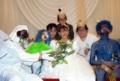 結婚式仮装で青鬼 太る前 97年頃