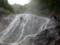 '01 カムイワッカ湯の滝へ