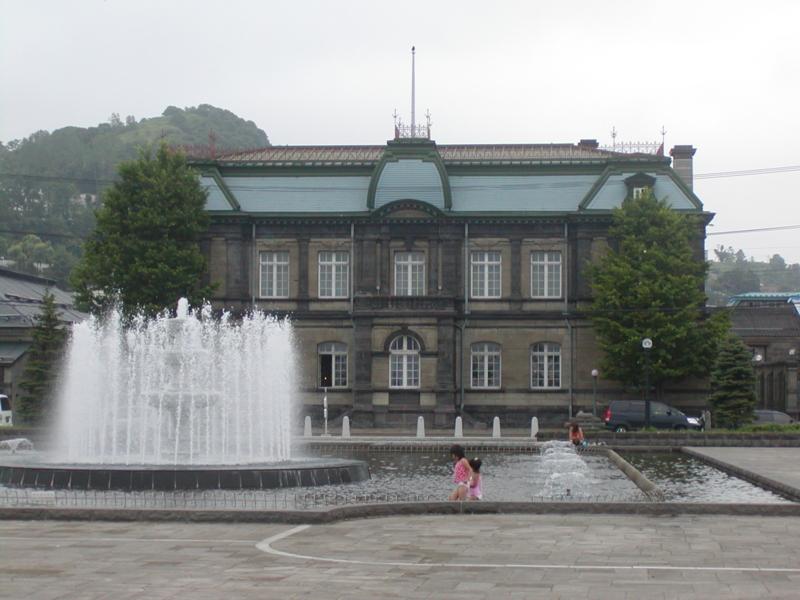 '05 旧日本郵船小樽支社