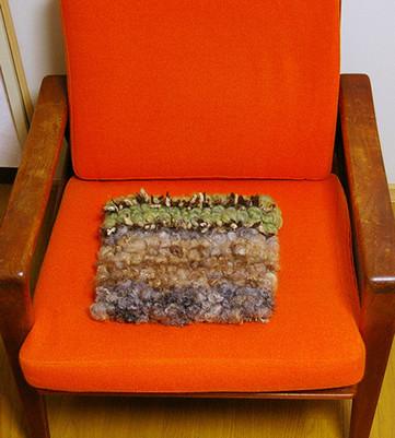 2009.5 羊毛フワフワおざぶ3