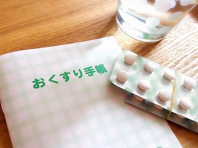 お薬の写真