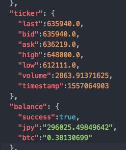 db.jsonのサンプル