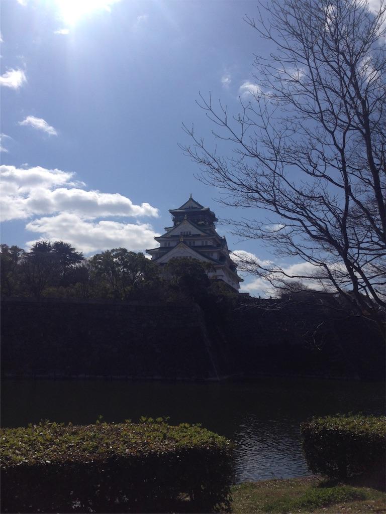 大阪城公園ランニング