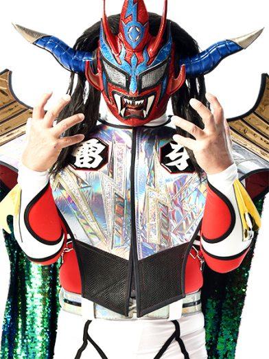 獣神サンダー・ライガーの写真