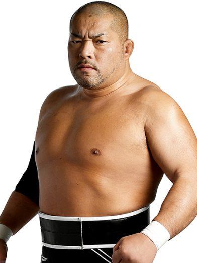 プロレスラーの石井智宏