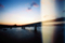 帰帆橋の夕景