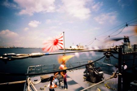 海上自衛隊護衛艦 しらゆき