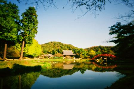 清秋の称名寺