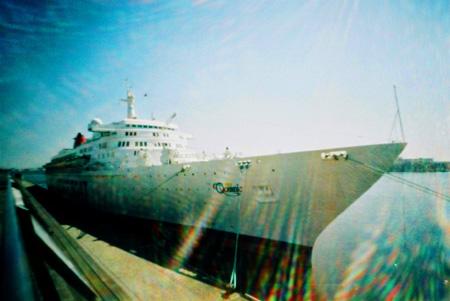 世界一周の船旅