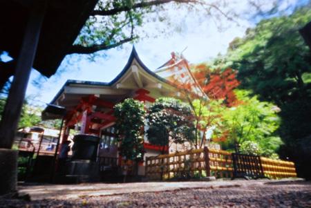 元町 厳島神社