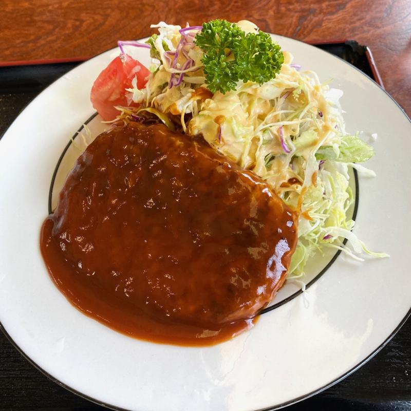 千葉県 デカ盛り ハンバーグ