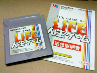 THE GAME OF LIFE 人生ゲーム
