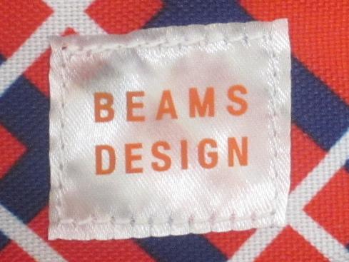 BEAMSのロゴが付いています