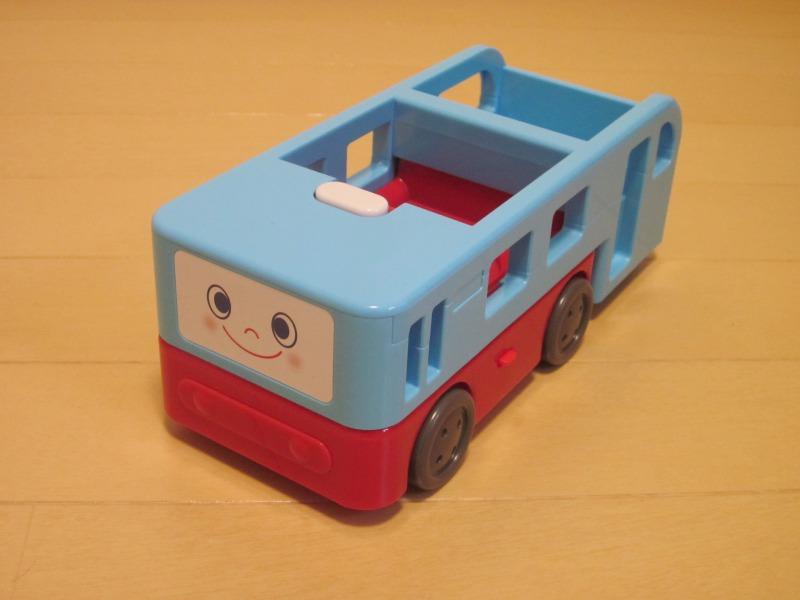合体したブルーンバス