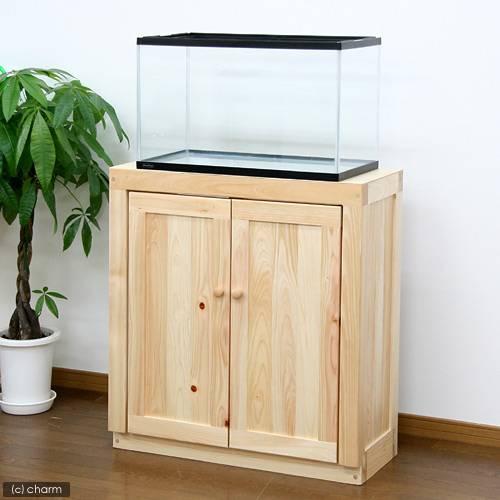 熱帯魚水槽の立ち上げに必要な水槽台と水槽