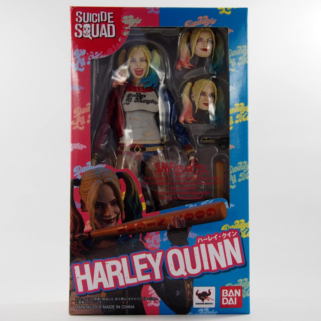 S.H.フィギュアーツ S.H.Figuarts スーサイド・スクワッド Suicide Squad ハーレイ・クイン Harley Quinn レビュー