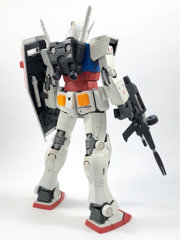 MG RX78-2 ガンダム ORIGIN/O.Y.W