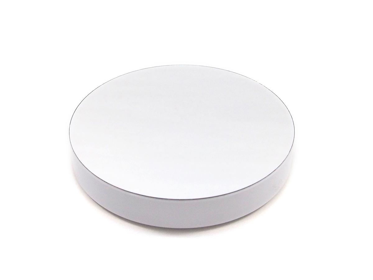 WAVE ターンテーブル[ベーシックホワイト・2]の上面