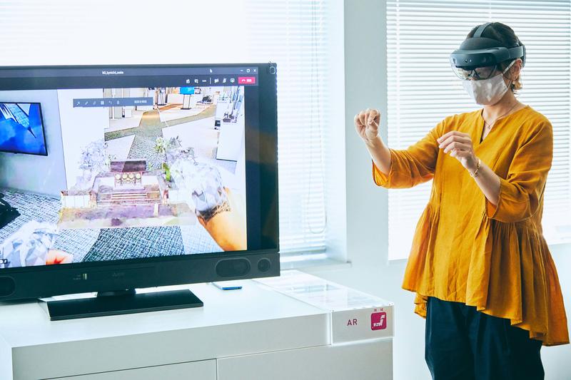 「TEQS」主催のアクセラレータプログラムを修了したKYOTO'S 3D STUDIO株式会社による伝統的な建築物や文化財の3Dコンテンツ
