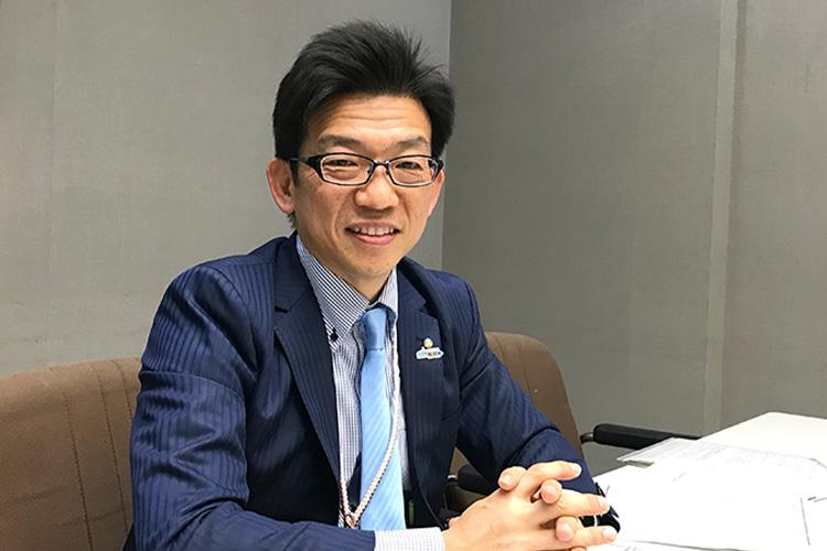 福岡市 保健福祉局 部長(新型コロナウイルス感染症対策担当) 中村卓也 氏