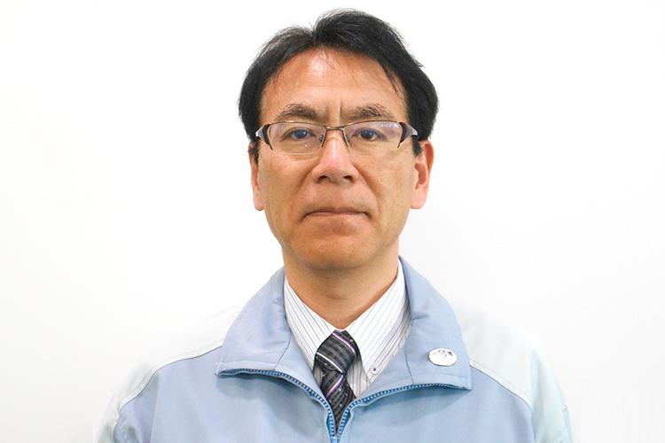 株式会社小松製作所 執行役員 生産本部 粟津工場長 岡本望氏