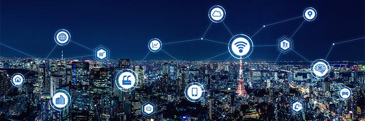 """""""IoTとは?IoTの普及でビジネス環境はどう変わるのか"""""""