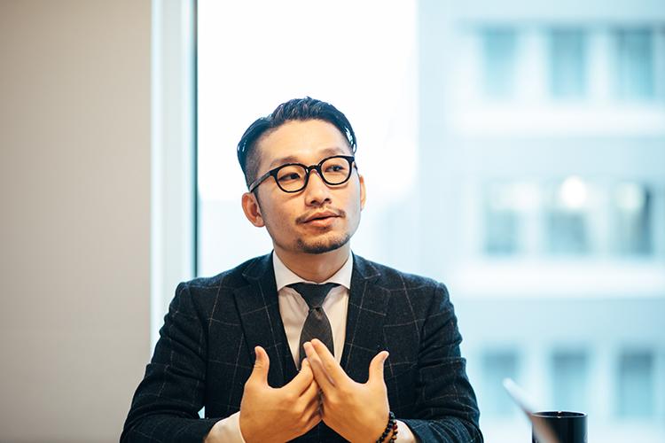 ソフトバンク松田憲史郎氏