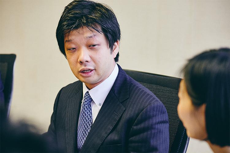 みずほ銀行の吉川俊之氏