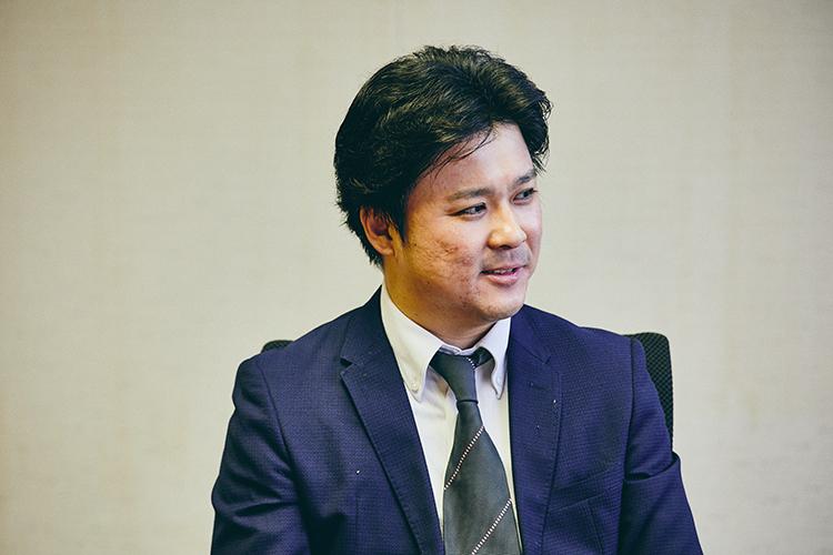 ソフトバンク 福田俊司氏