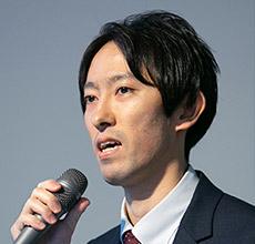 ソフトバンク株式会社 モバイルES統括部 モバイルプロダクト2部 課長 横田 健太郎