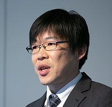 株式会社島忠 情報システム改革部 チーフ 泉雅人氏