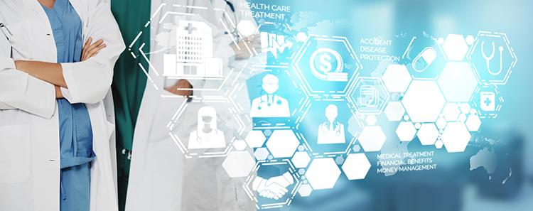 """""""医療分野の課題と、デジタルトランスフォーメーションで解決できること"""""""