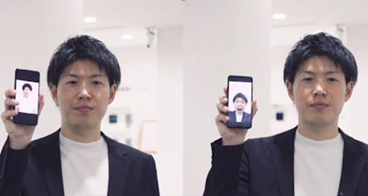 AI顔認証の精度検証。写真や動画は認証してしまうか