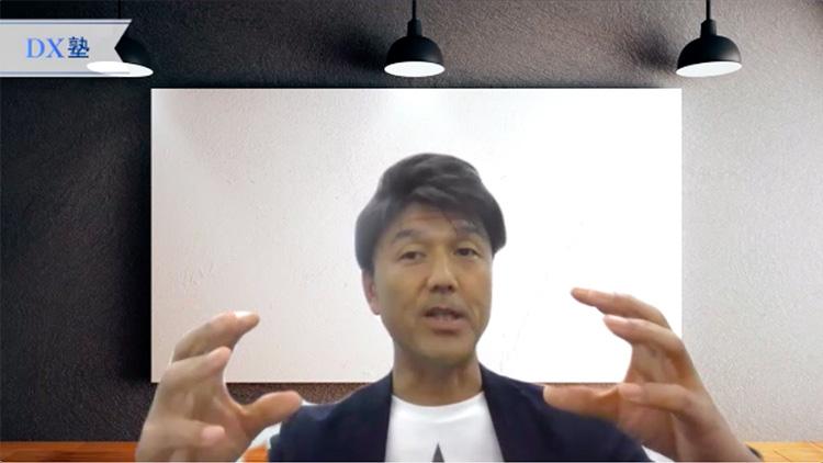 """""""FAプロダクツ天野氏 取材はオンラインで実施された"""""""