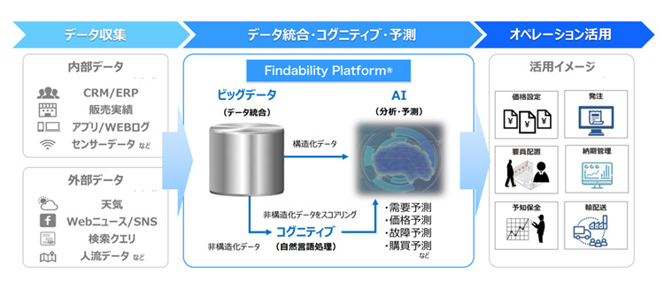 """Findability Platform®の解説"""