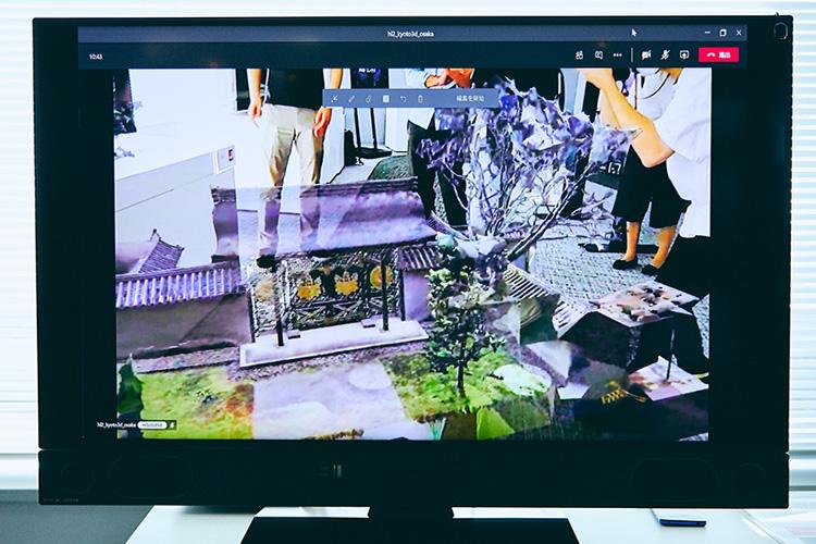 """""""歴史的建造物のすみずみまでリアルに再現「KYOTO'S 3D STUDIO」"""""""