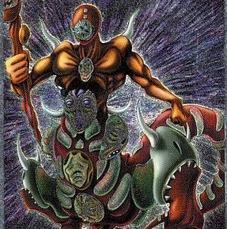 仮面魔獣マスクド・ヘルレイザー(UL)