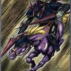 暗黒騎士ガイア(UL)