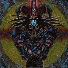 マジシャン・オブ・ブラックカオス(UL)