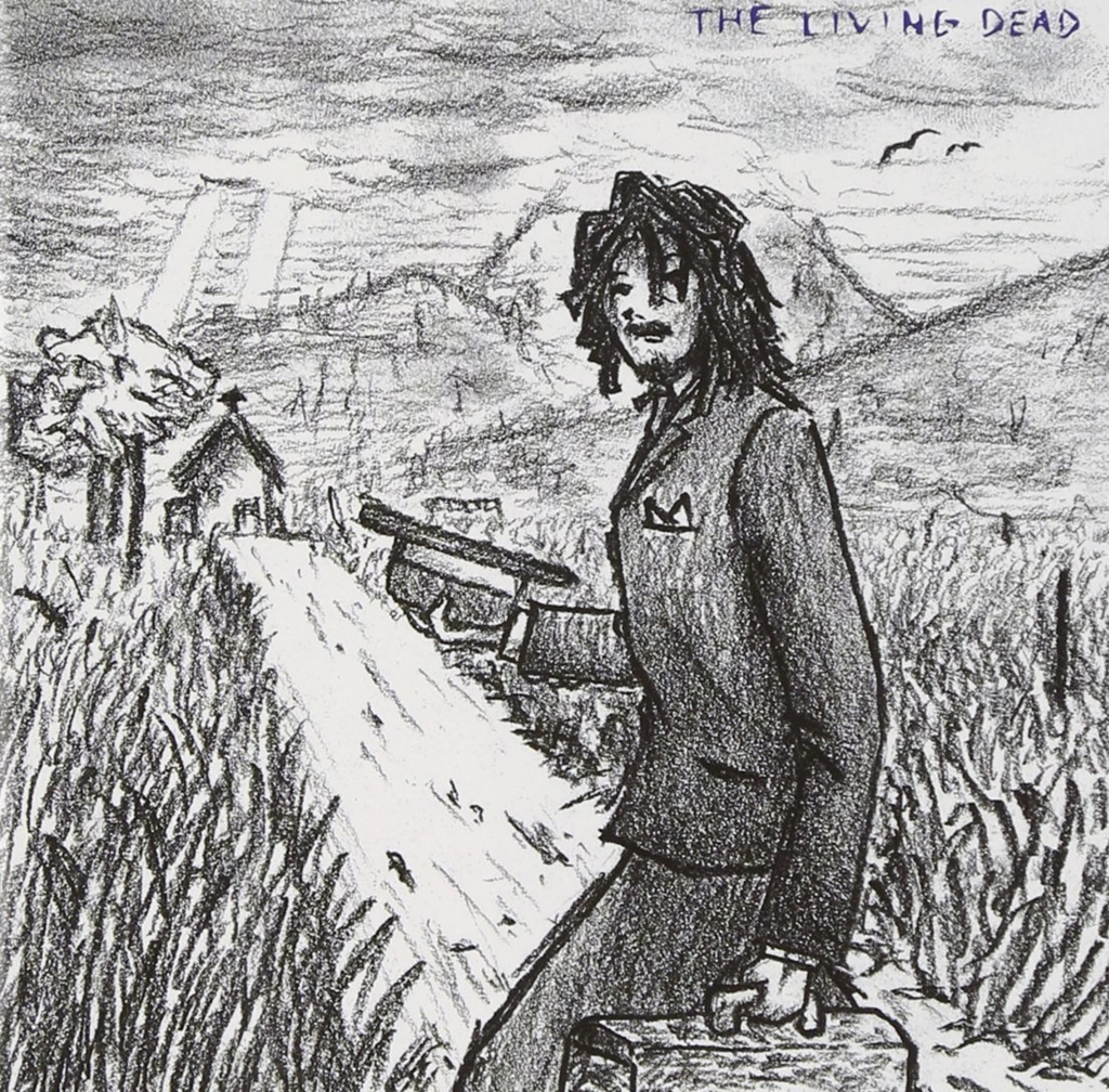THE LIVING DEADジャケット写真