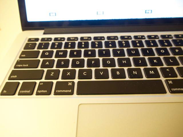 MacbookPro USキーボード
