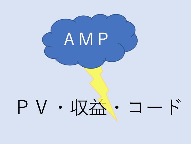 AMPがPVなどに与える影響