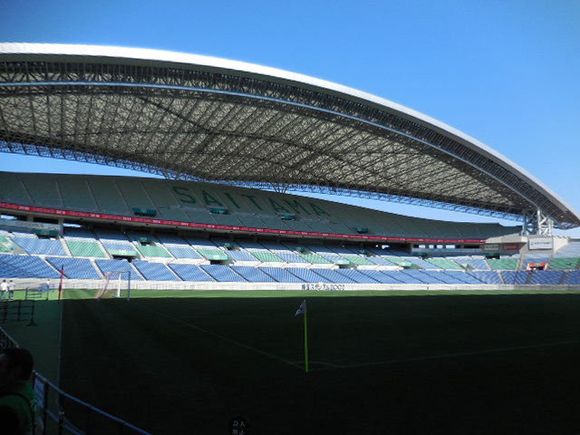 埼玉スタジアム2002 メインスタジアム