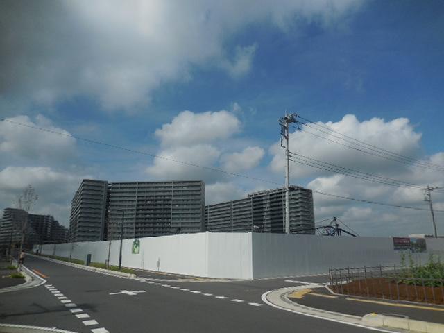 ルピアコート浦和美園 建設
