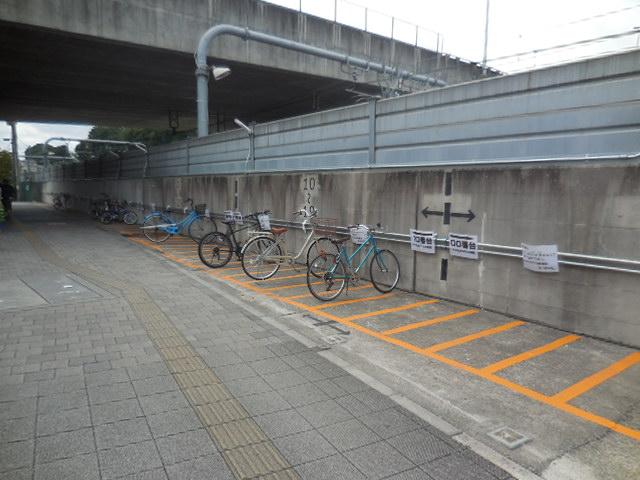 浦和美園駅東口あんしん駐輪場/