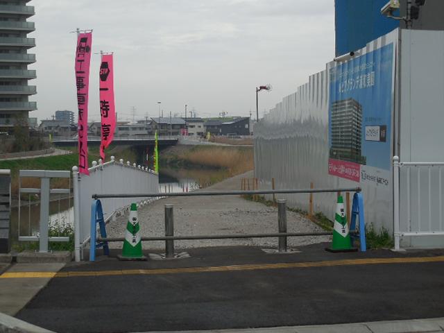 遊歩道整備(東京オリンピック 公認プログラム 街づくり)浦和美園