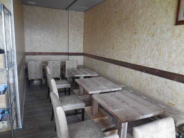 The old man's Cafe 浦和美園店 工事中