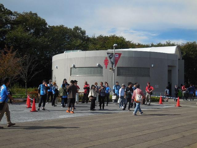 埼玉スタジアム2002で喫煙できる場所